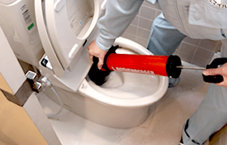 詰まり 業者 トイレ