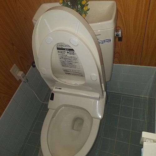 神奈川県横浜市旭区 トイレ修理:施工実績