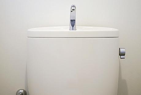トイレの床からの水漏れとタンクの結露について:イメージ