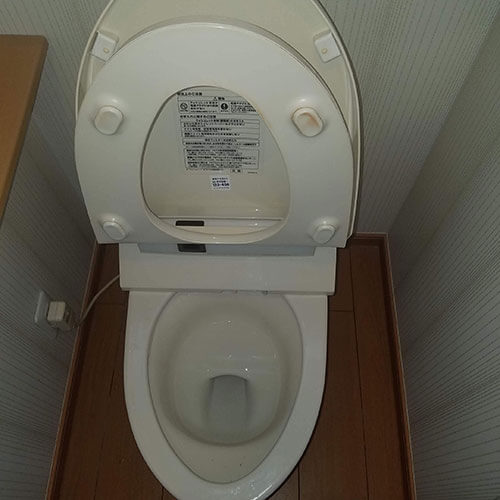 トイレ修理 神奈川県鎌倉市:施工実績