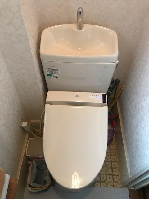 20190129_003 便器交換 大阪府大東市:施工実績