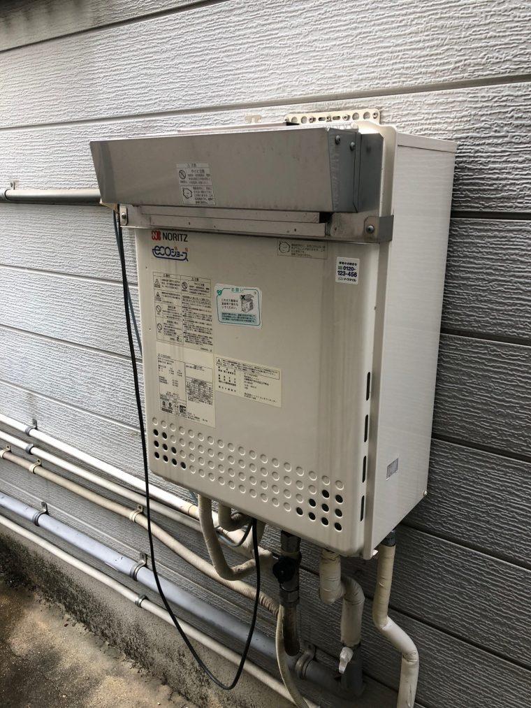 20190130_001 給湯器修理 大阪府守口市:施工実績
