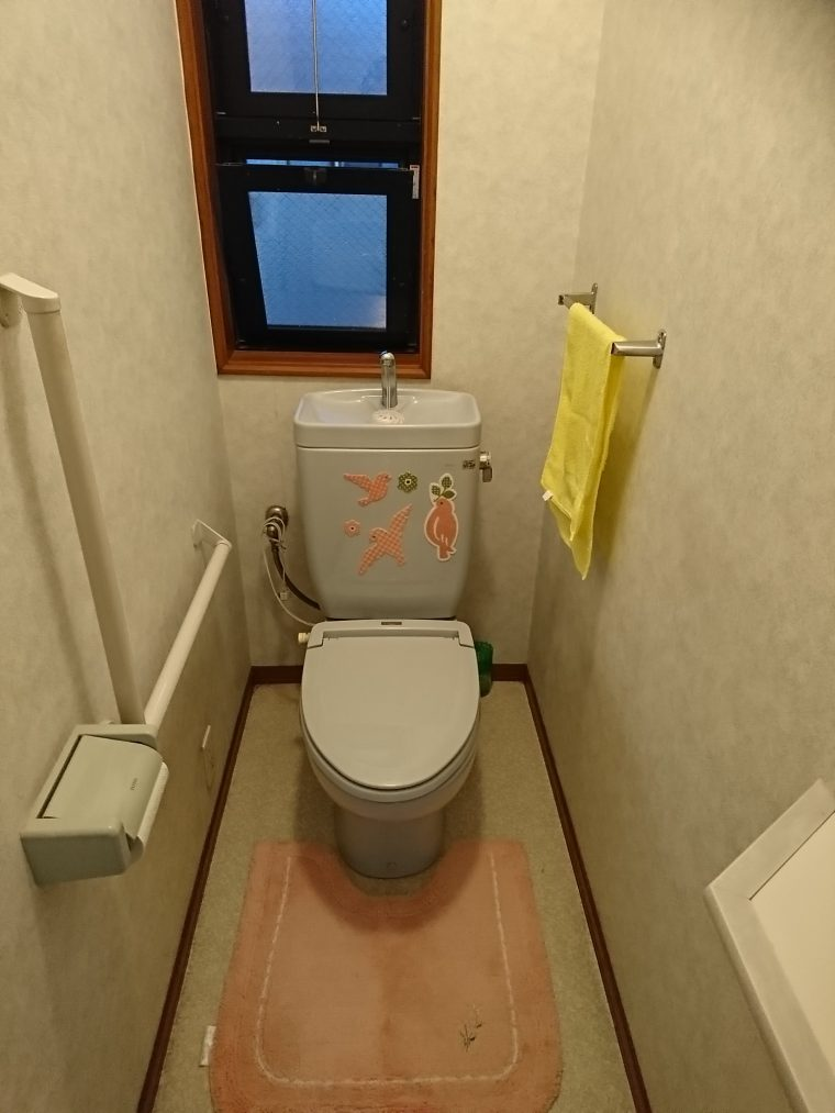 20190203_008 トイレタンク修理 東京都練馬区:施工実績