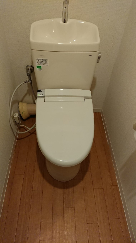 20190205_003 トイレ交換 神奈川県相模原市南区:施工実績