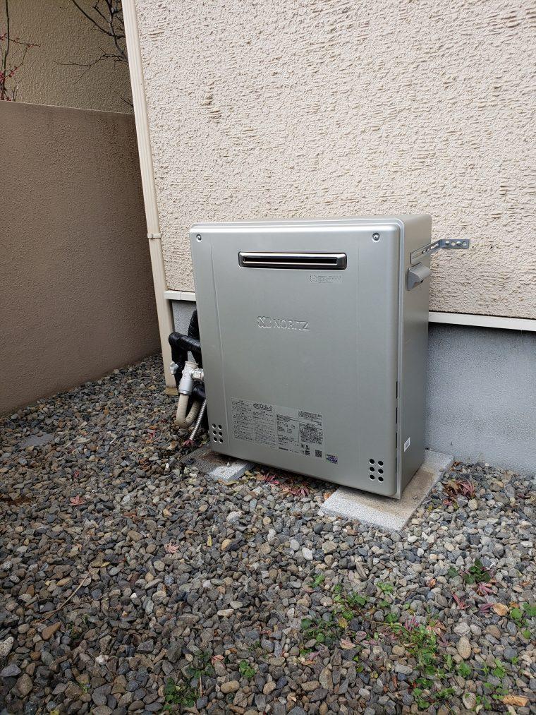20190208_005 給湯器交換 東京都杉並区:施工実績