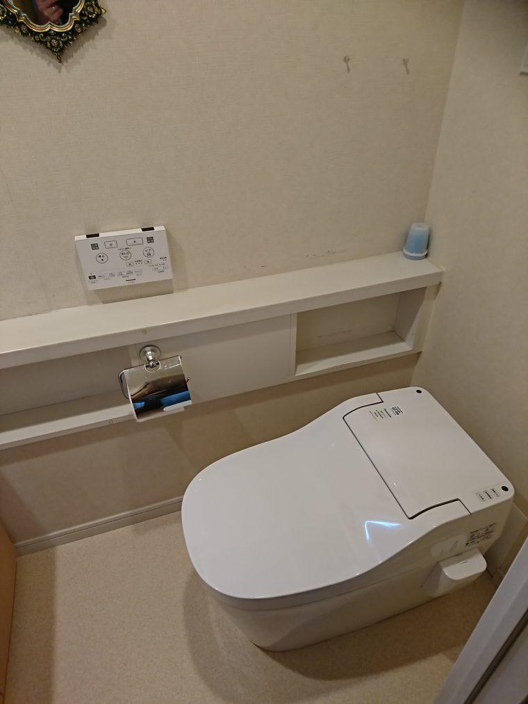 20190211_029 トイレ交換 東京都品川区:施工実績