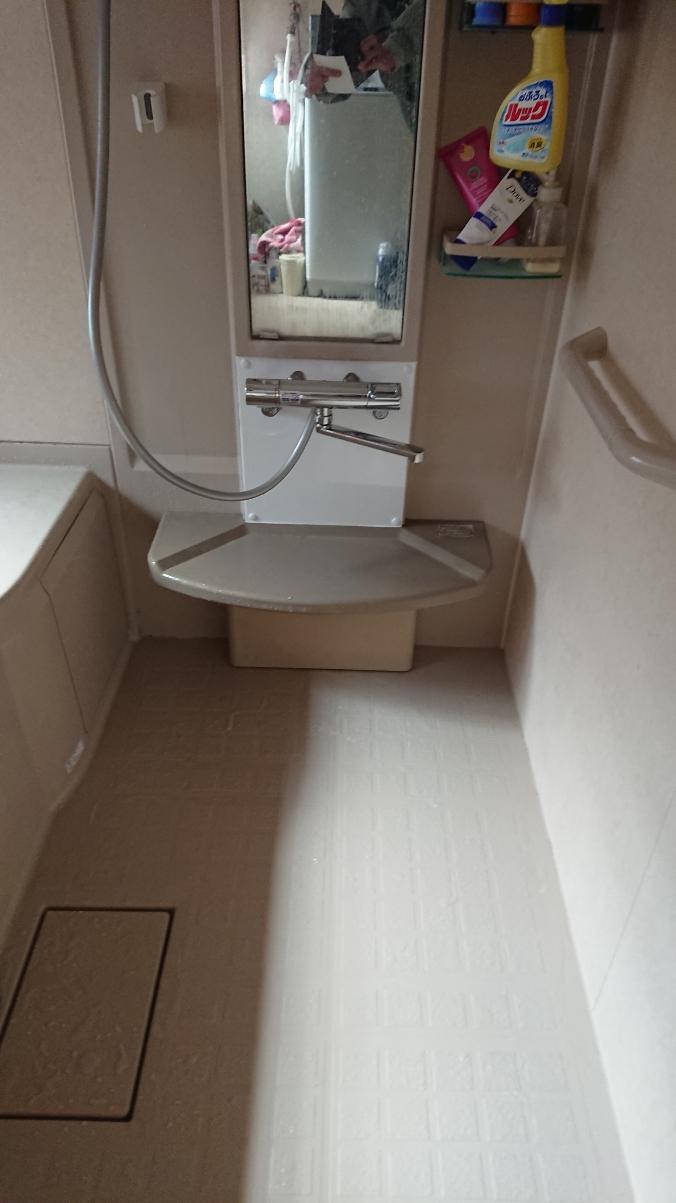 20190211_036 浴室蛇口交換 福岡県北九州市八幡西区:施工実績