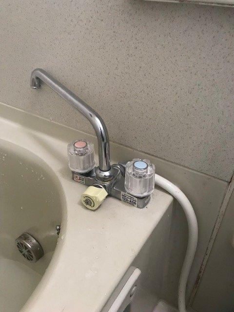 20190219_007 浴室蛇口修理 大阪府岸和田市:施工実績