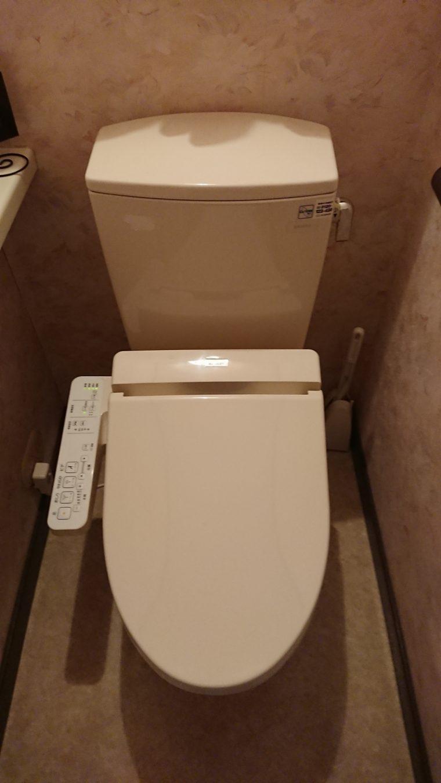 20190219_026 トイレ修理 東京都町田市:施工実績