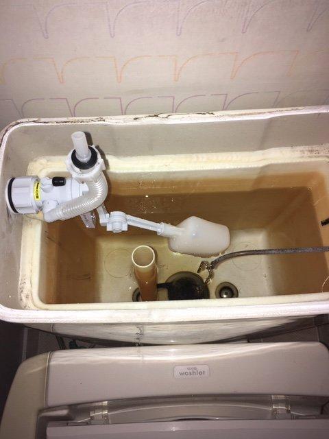 20190220_003 トイレ修理 東京都青梅市:施工実績