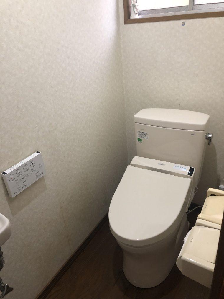 20190220_006 トイレ交換 兵庫県姫路市:施工実績