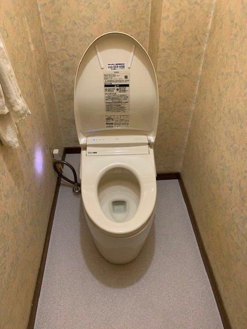20190220_015 トイレ交換 大阪府堺市北区:施工実績