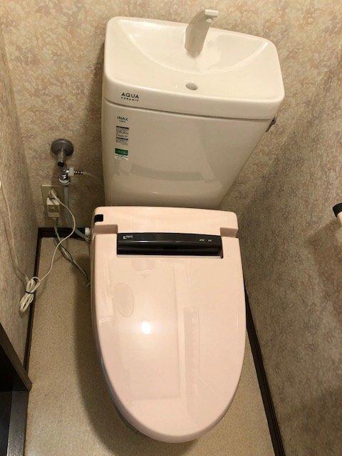 20190220_016 トイレ交換 千葉県八千代市:施工実績