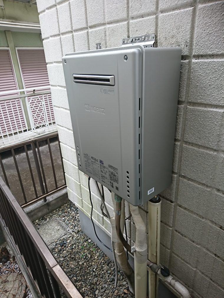 20190220_019 給湯器交換 神奈川県川崎市幸区:施工実績