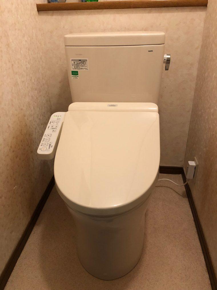 20190221_001 トイレ交換 埼玉県熊谷市:施工実績