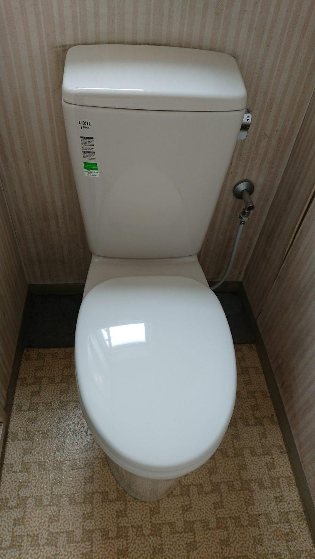 20190327_010 トイレ交換 東京都多摩市:施工実績