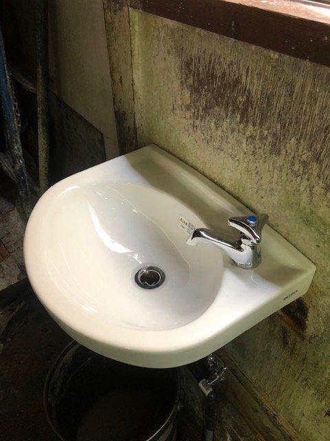 20190328_009 手洗い器交換 大阪府大阪市東成区:施工実績