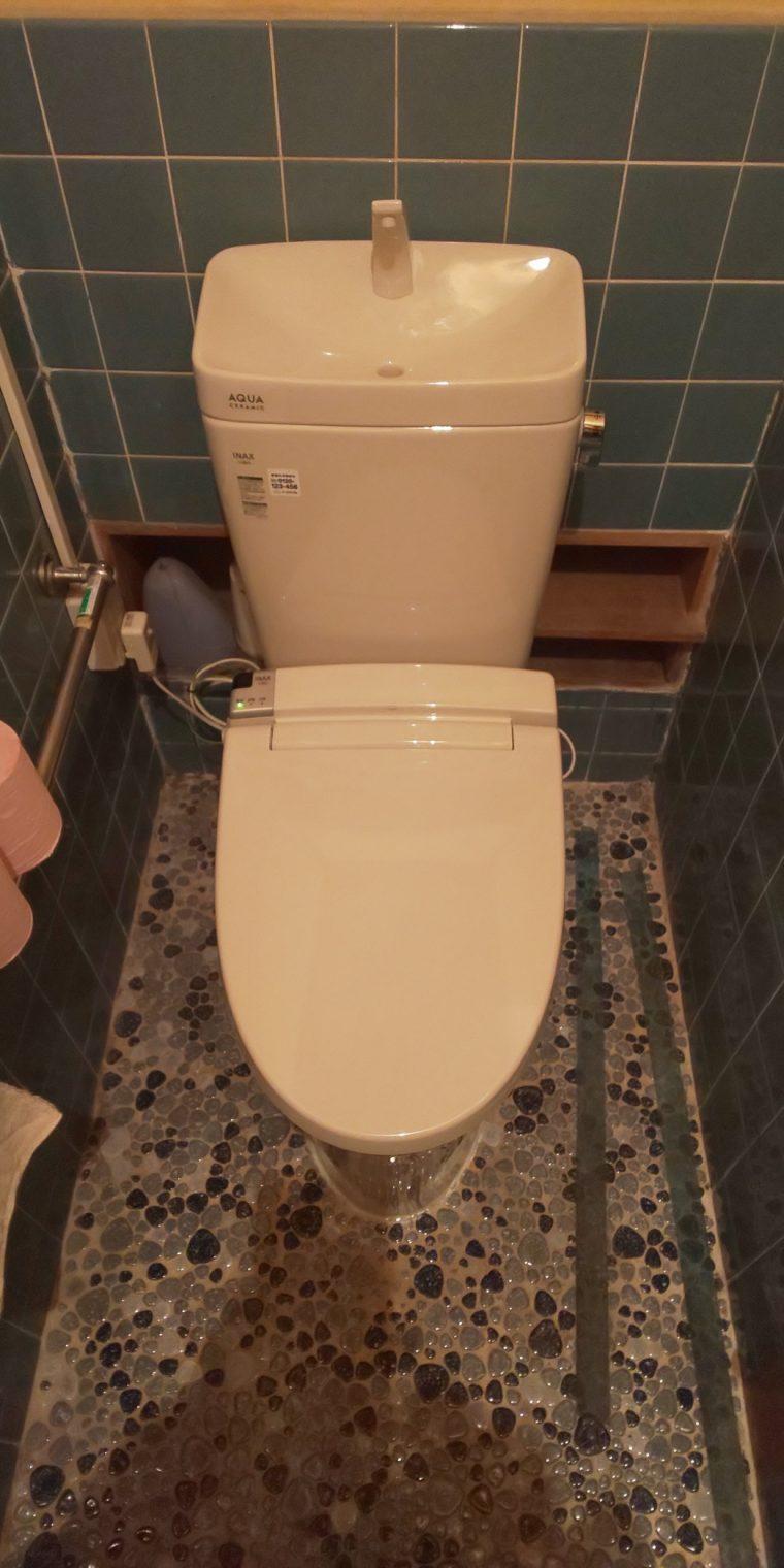 20190328_012 トイレ交換 兵庫県穴栗市:施工実績