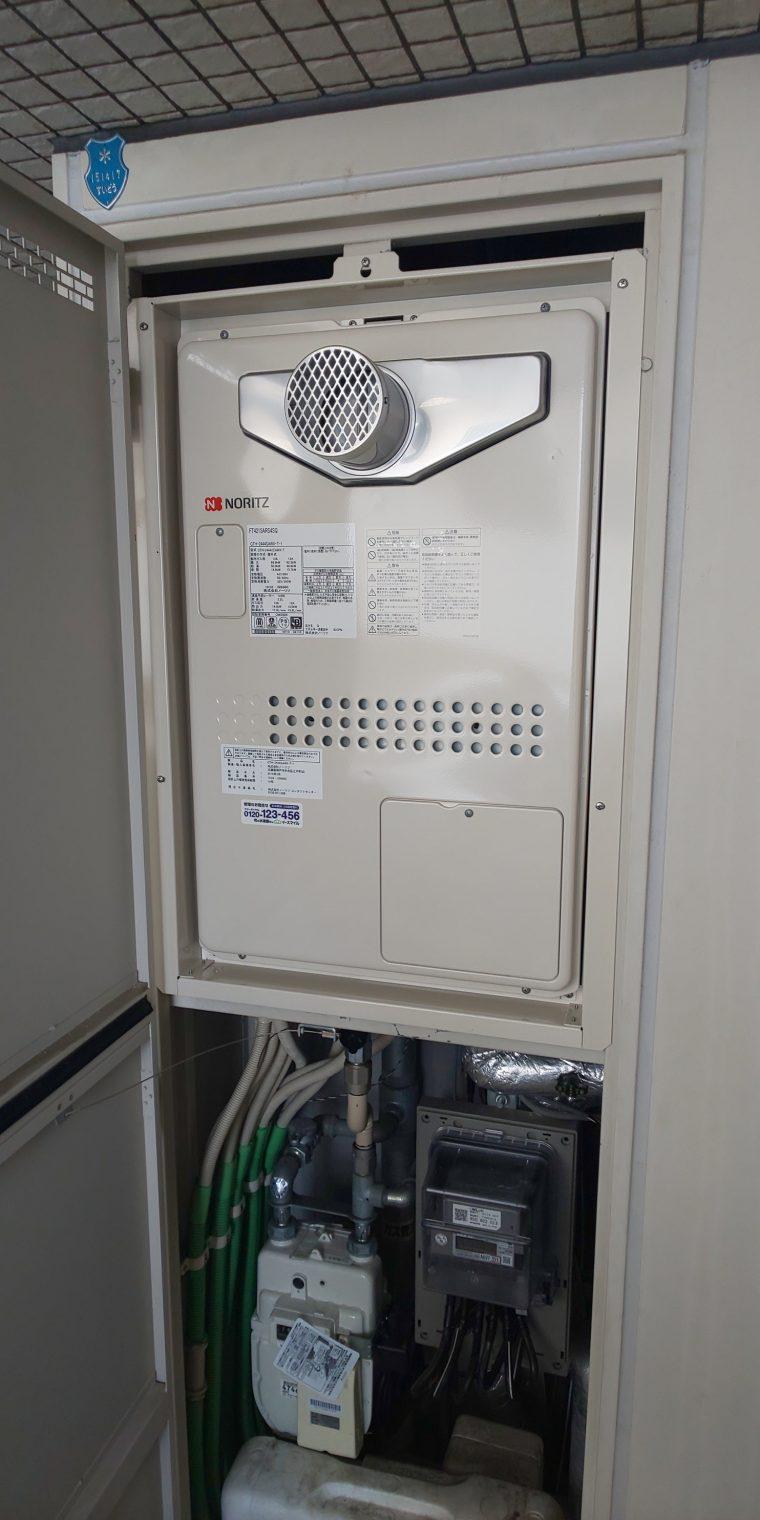 20190401_029 給湯器交換 兵庫県神戸市東灘区:施工実績