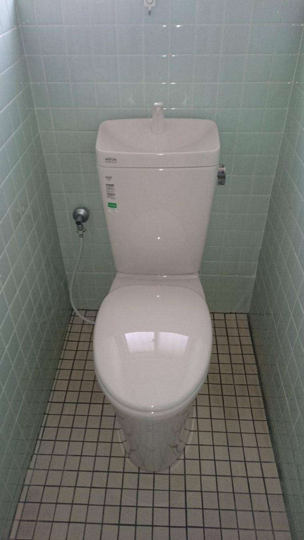 20190408_007 トイレ交換 福岡県太宰府市:施工実績