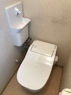 20190408_064 トイレ交換 千葉県大網白里市:施工実績