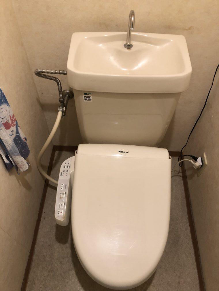 20190408_065 トイレ修理 大阪府箕面市:施工実績