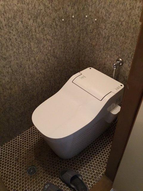 20190410_001 トイレ交換 京都府京都市西京区:施工実績