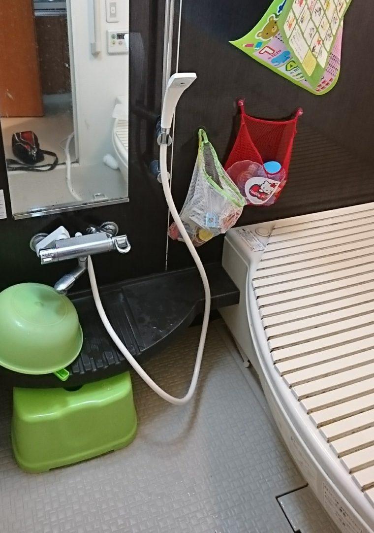 20190307_040 浴室シャワー修理 埼玉県川口市:施工実績