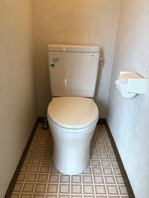 20190318_038 トイレ交換 滋賀県甲賀市:施工実績