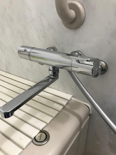 20190422_055 浴室蛇口交換 東京都目黒区:施工実績