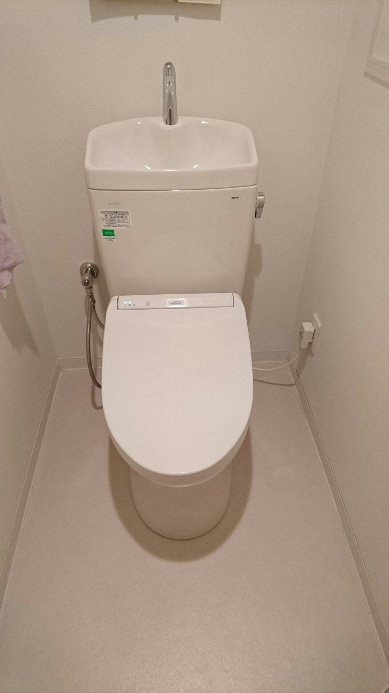 20190424_016 トイレ交換 奈良県生駒郡斑鳩町:施工実績