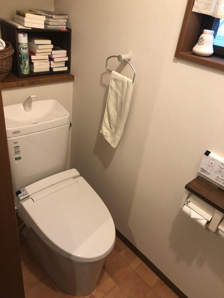 20190424_022 トイレ交換 兵庫県加古郡稲美町:施工実績