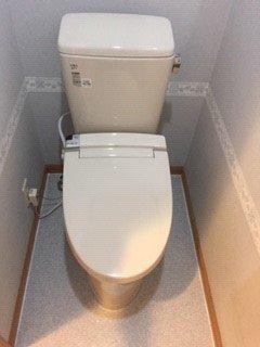 20190501_004 トイレ交換 栃木県さくら市:施工実績