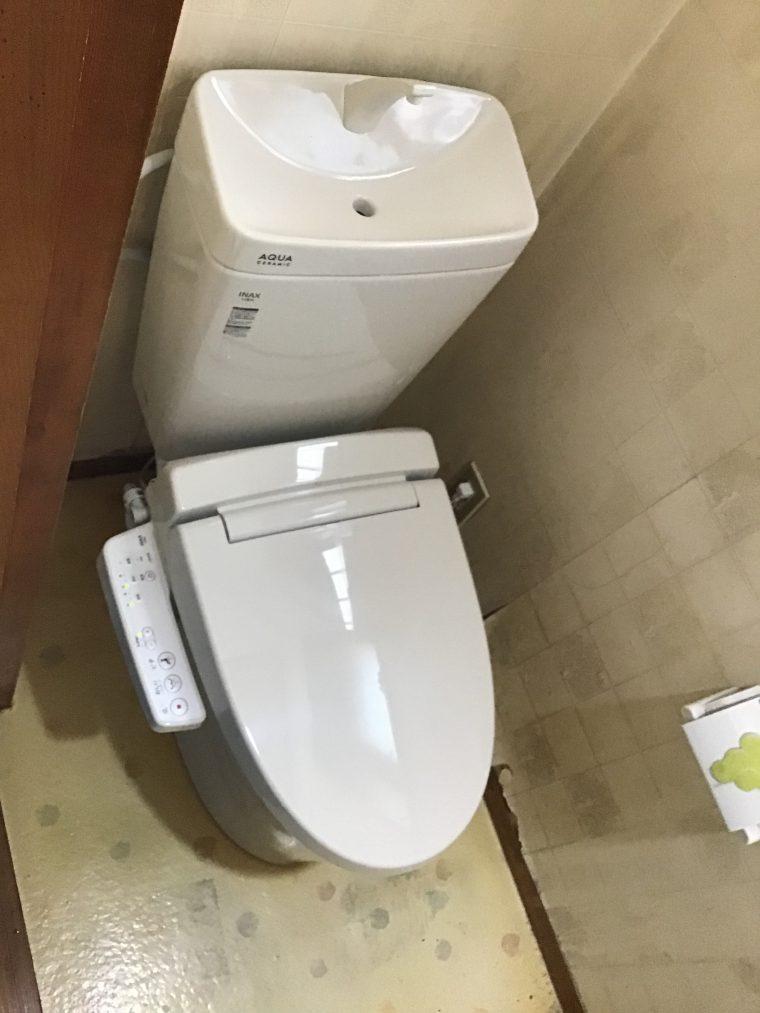 20190507_014 トイレ交換 愛知県名古屋市瑞穂区:施工実績