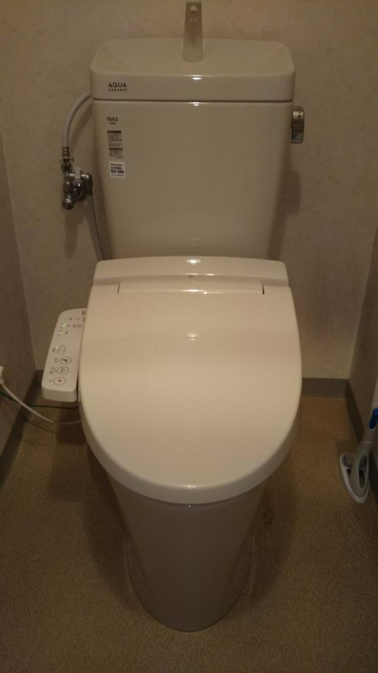 20190508_004 トイレ交換 愛知県名古屋市天白区:施工実績