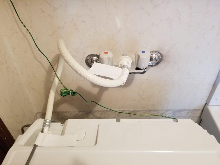 20190509_001 洗濯蛇口交換 東京都三鷹市:施工実績