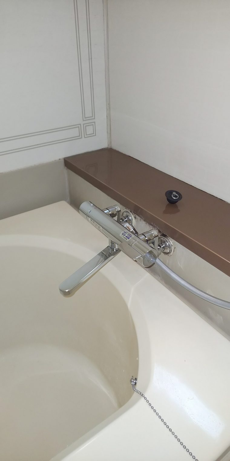 20190509_004 浴室蛇口交換 福岡県北九州市門司区:施工実績