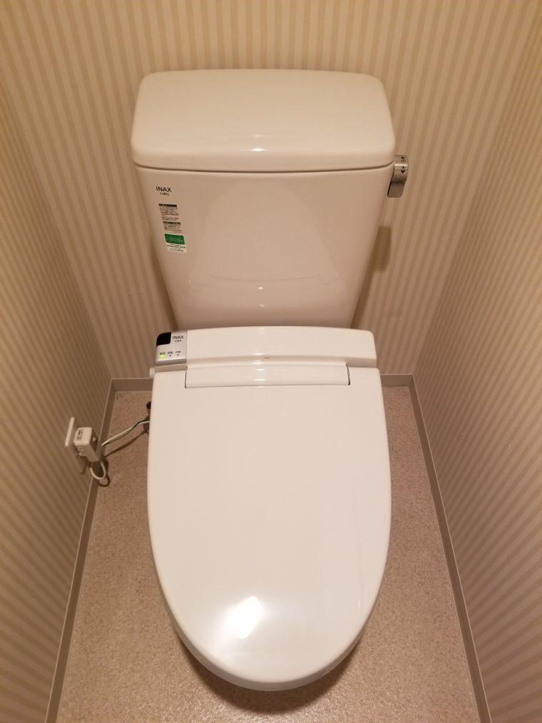 20190511_001 トイレ交換 神奈川県相模原市緑区:施工実績