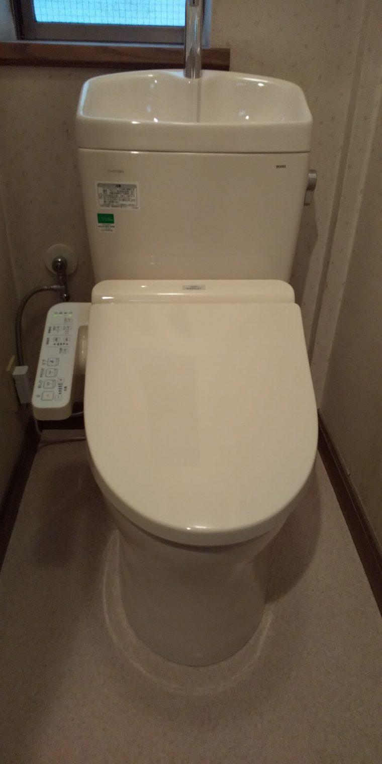 20190511_022 便器交換 東京都荒川区:施工実績