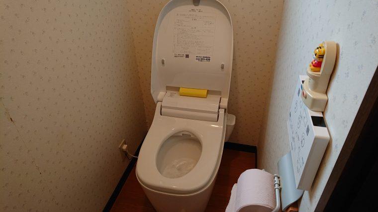 20190511_024 トイレ交換 茨城県東茨城郡城里町:施工実績