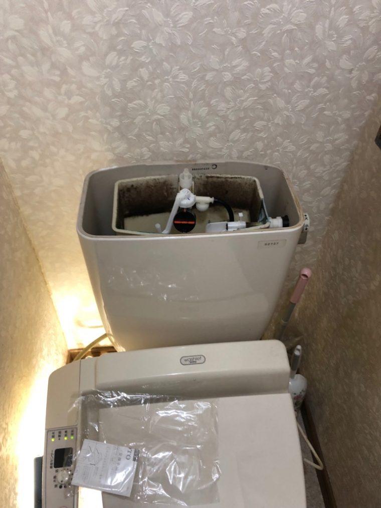 20190514_007 トイレ修理 東京都世田谷区:施工実績