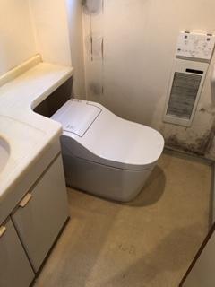 20190514_012 トイレ交換 東京都町田市:施工実績