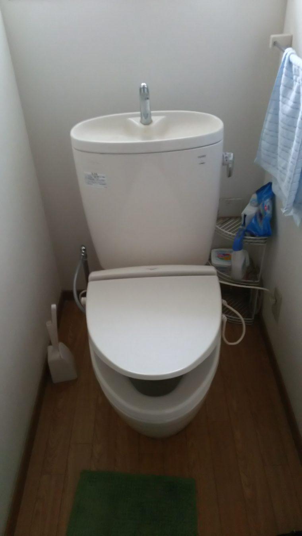 20190514_017 トイレ交換 神奈川県平塚市:施工実績