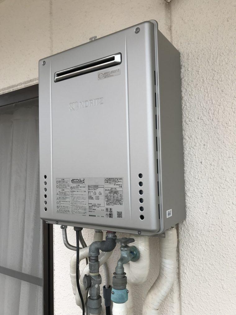 20190515_003 給湯器交換 兵庫県神戸市灘区:施工実績