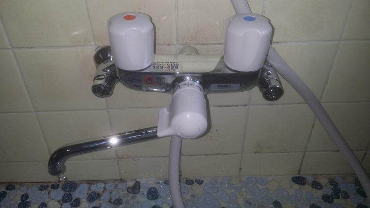 20190517_003 浴室蛇口交換 東京都品川区:施工実績