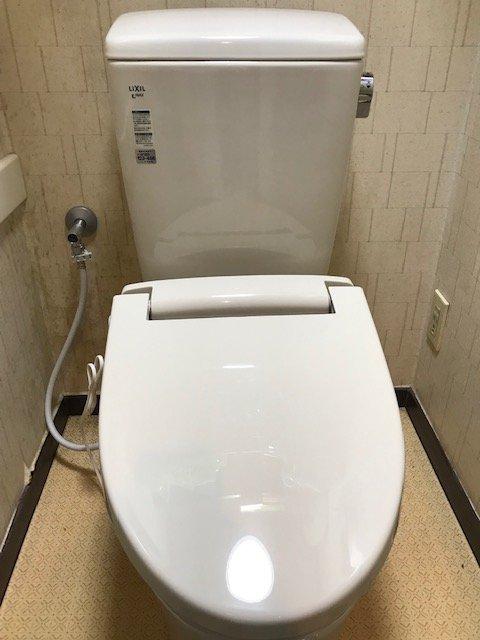 20190521_002 トイレ交換 東京都江東区:施工実績