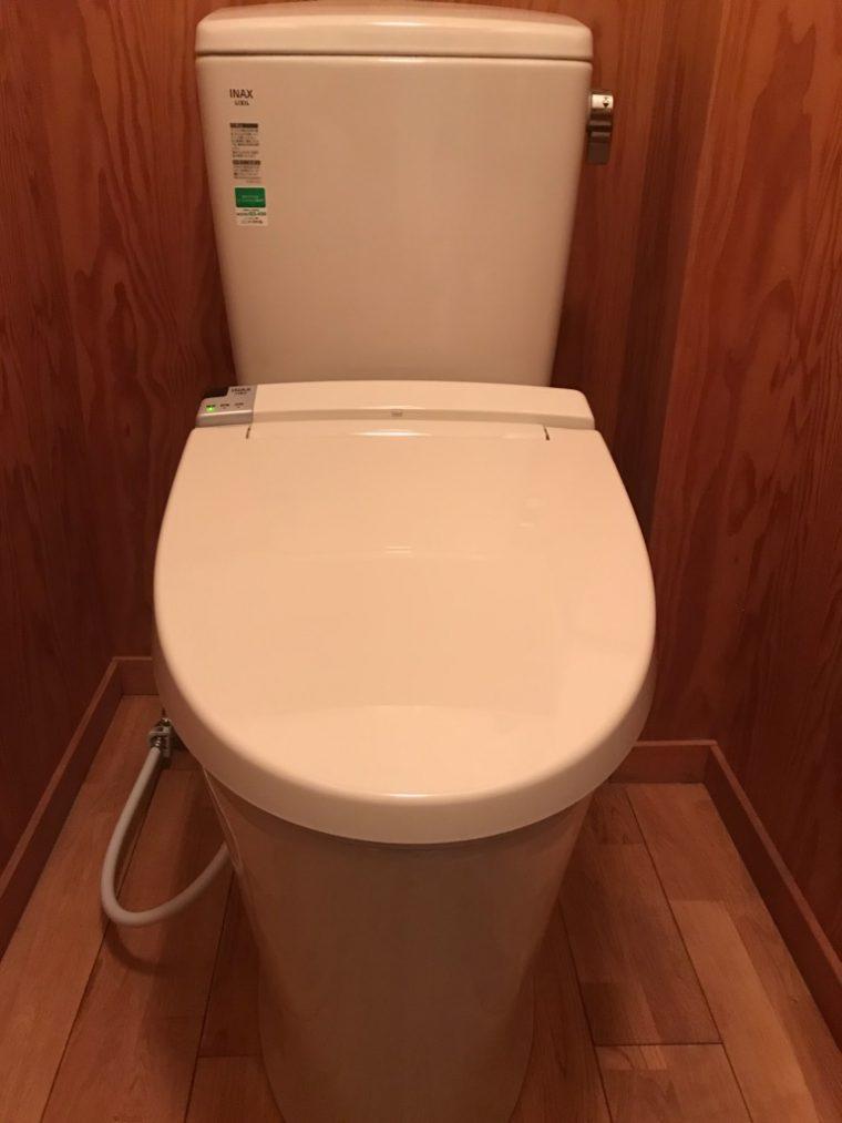 20190522_002 トイレ交換 京都府京都市伏見区:施工実績