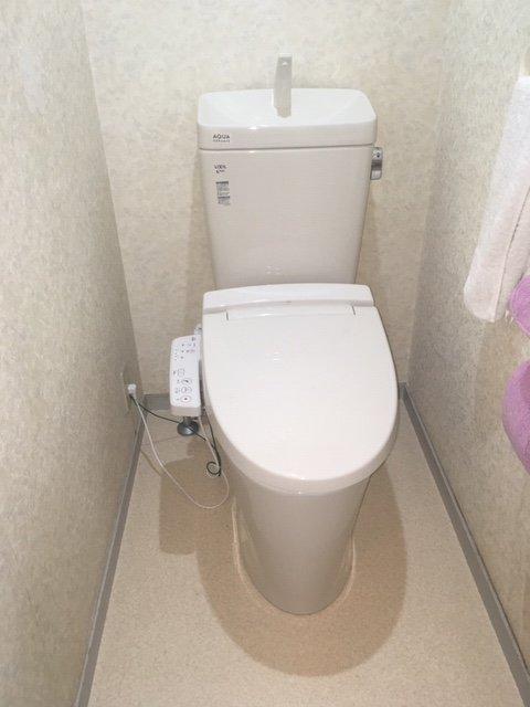 20190522_004 トイレ交換 神奈川県横浜市緑区:施工実績