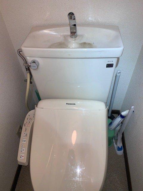 20190522_013 トイレ修理 千葉県八千代市:施工実績