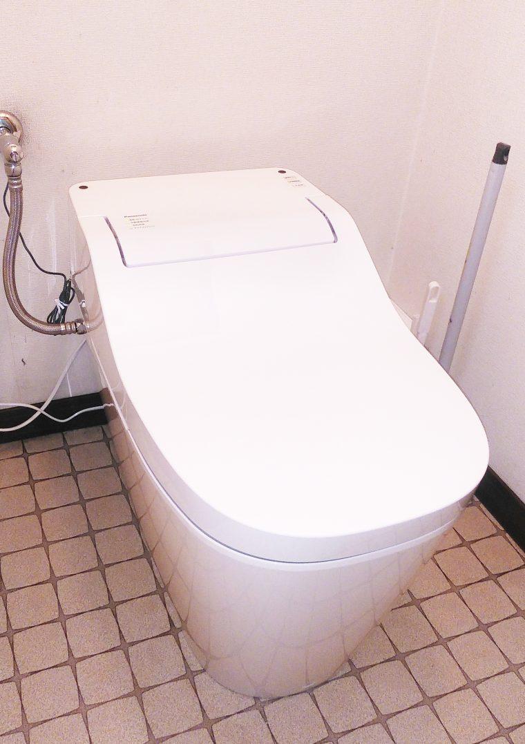 20190502_003 トイレ交換 長野県松本市:施工実績